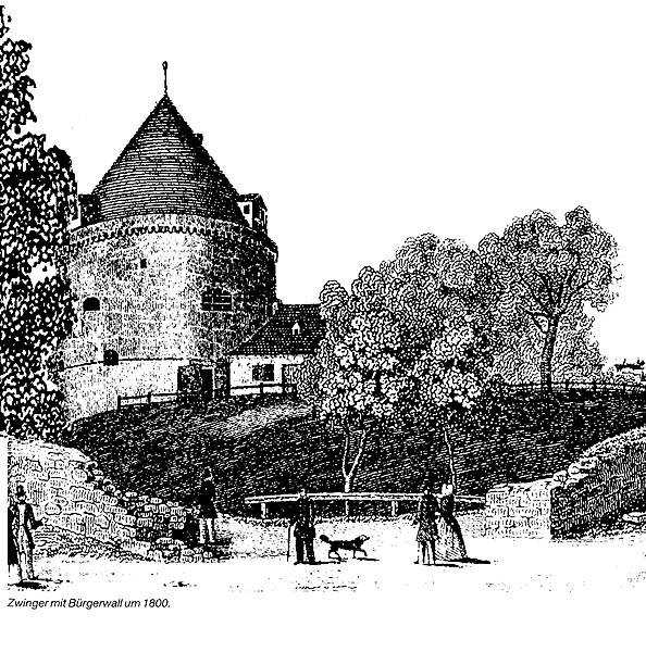 Zwinger zu Goslar