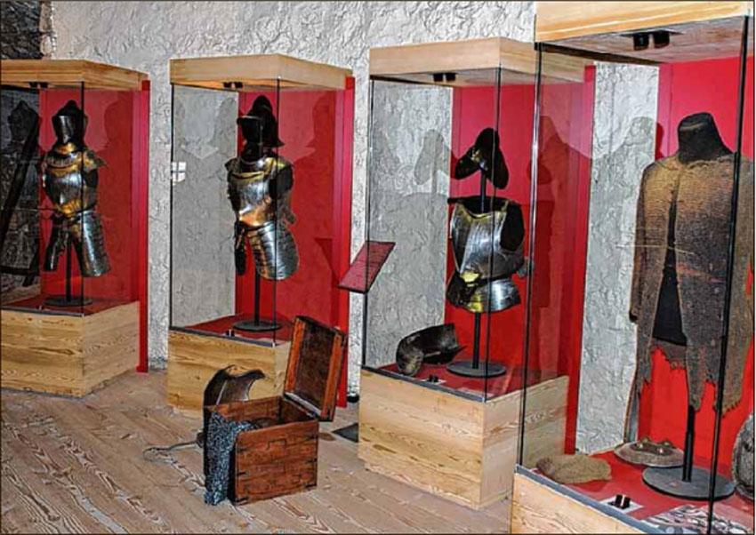 Zwinger zu Goslar Rüstungen