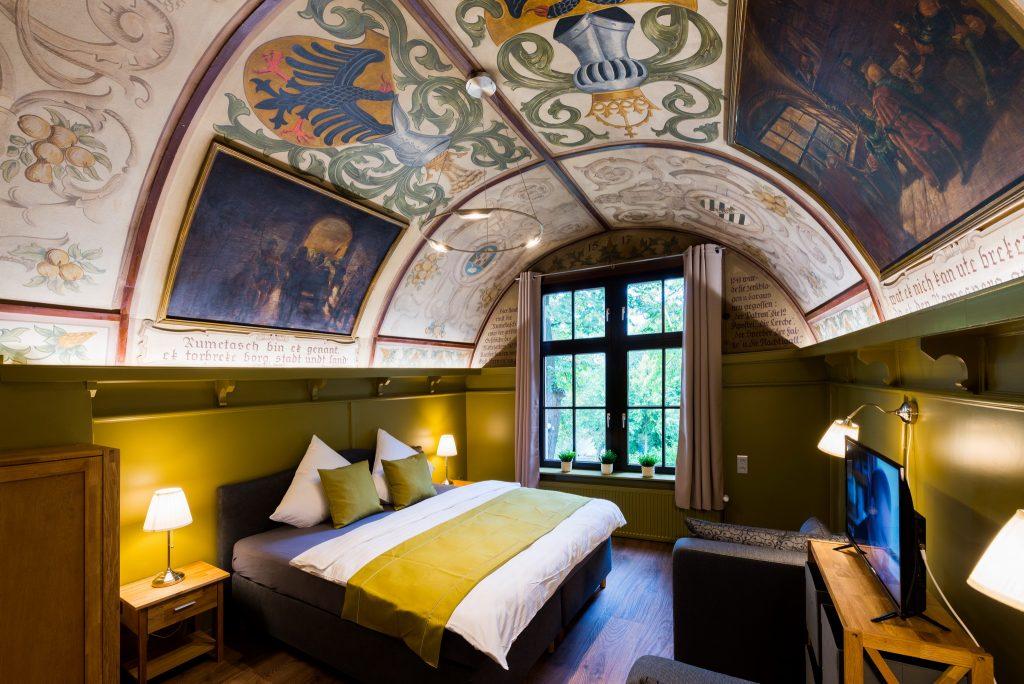 Zwinger Goslar Ferienwohnung Burgkaiser
